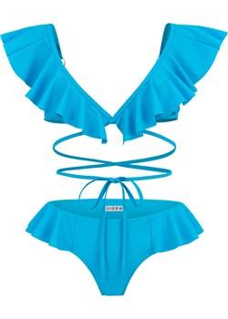 BLUE FRILL - strój dwuczęściowy 40 SIDRO - kod rabatowy