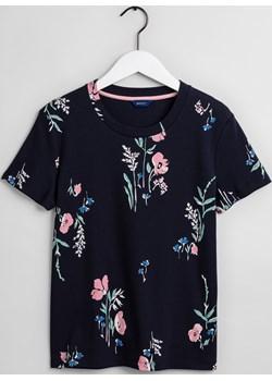 GANT T-Shirt Damski Gant wyprzedaż Gant Polska - kod rabatowy