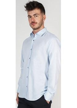 Jasnoniebieska koszula Viadi Polo Viadi Polo wyprzedaż Texas Club - kod rabatowy