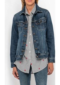 Jeansowa kurtka Lee Rider Jacket Vintage Worn Lee wyprzedaż Texas Club - kod rabatowy