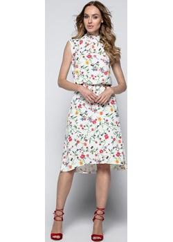 Sukienka I245 Fimfi wyprzedaż fobya.com - kod rabatowy