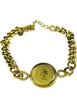 Bransoletka pancerka z monetą Bunnyblink BunnyBlink - kod rabatowy