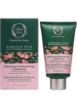 ERATO - Odżywka do włosów zniszczonych z olejkami z róży i drzewa sandałowego i oliwą z oliwek Glow Up Shop Glow Up Shop  - kod rabatowy