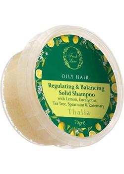 THALIA - Szampon w kostce do włosów przetłuszczających się z cytryną i eukaliptusem Glow Up Shop Glow Up Shop  - kod rabatowy