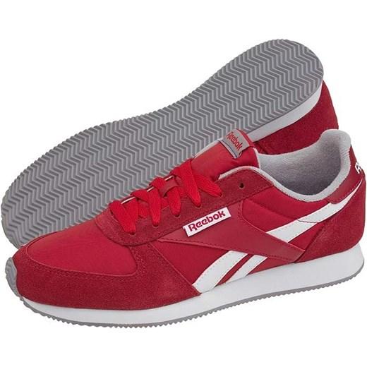 a1a4d29435d508 Buty Reebok Royal CL Jogger (RE183-h) butsklep-pl czerwony kolorowe w Domodi