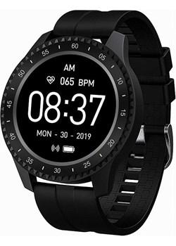 Smartwatch GARETT SPORT 12 CZARNY Garett promocyjna cena happytime.com.pl - kod rabatowy
