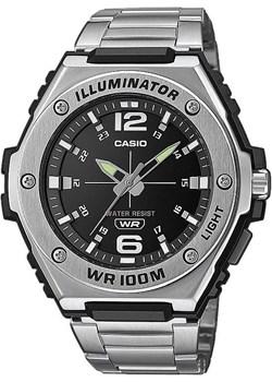 Zegarek CASIO MWA-100HD-1AVEF okazyjna cena happytime.com.pl - kod rabatowy