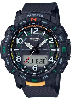 Zegarek CASIO PRT-B50-1ER Casio okazyjna cena happytime.com.pl - kod rabatowy