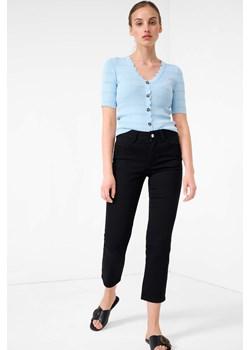 Spodnie straight powerstretch orsay.com - kod rabatowy