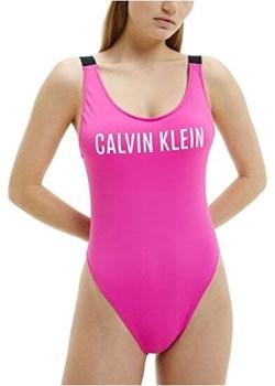 Calvin Klein Jednoczęściowy strój kąpielowy damski KW0KW01235-TO8 (Rozmiar XS) Calvin Klein Mall - kod rabatowy