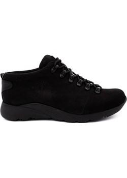 Damskie buty trekkingowe 674BB czarne Butbal okazja butyolivier - kod rabatowy