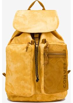 Converse Washed Plecak Żółty Converse BIBLOO - kod rabatowy