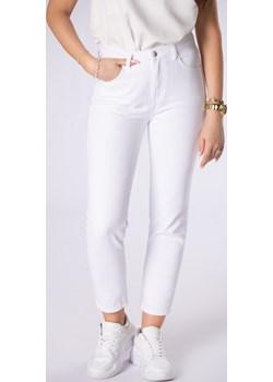 jeansy z wysokim stanem Ptakmoda.com ptakmoda.com - kod rabatowy