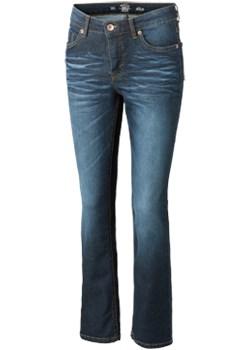 Dżinsy  kappahl niebieski bawełniane - kod rabatowy