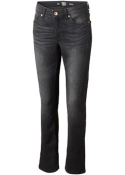 Dżinsy  kappahl czarny bawełniane - kod rabatowy