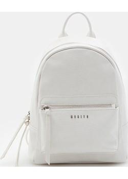Mohito - Plecak z imitacji skóry - Biały Mohito Mohito - kod rabatowy