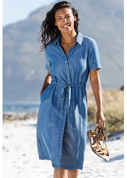Manhattan Chambray - sukienka Mountain Warehouse promocyjna cena Mountain Warehouse - kod rabatowy