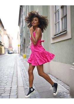Sukienka Myla Pink Laurella LAURELLA - kod rabatowy