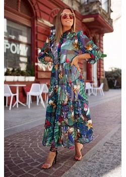Sukienka BOHO  BASTET M Shoq - kod rabatowy