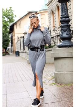 Swetrowa sukienka BASTET S/M Shoq - kod rabatowy