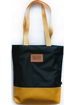 Torba Yellow - Black od Naduu Projekt 'Get out & Drive' sklep.klasykami.pl - kod rabatowy