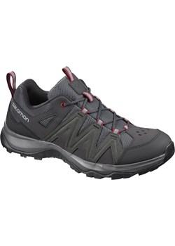 Męskie Buty trekkingowe SALOMON MILLSTREAM 2 INDIA INK/PHANTOM/RED L41035700 Salomon promocyjna cena sklepmartes.pl - kod rabatowy