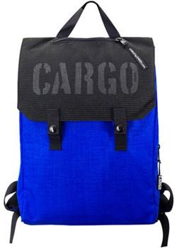 Plecak REFLECTIVE royal blue MEDIUM blue MEDIUM Cargo By Owee   - kod rabatowy