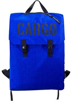 Plecak CLASSIC royal blue LARGE blue LARGE Cargo By Owee   - kod rabatowy