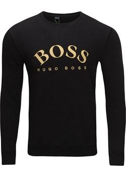 BLUZA MĘSKA HUGO BOSS LOGO BLACK Hugo Boss okazja zantalo.pl - kod rabatowy