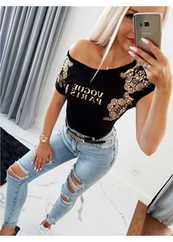 Bluzka Paris Gold Iwette Fashion Iwette Fashion - kod rabatowy