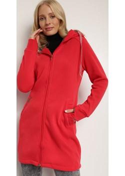 Czerwona Bluza Trypheris Renee Renee odzież - kod rabatowy