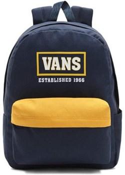 Plecak Vans OLD SKOOL MARINO-ORO (VN0A5KHQNM31) Vans Street Colors - kod rabatowy