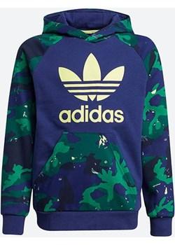 Bluza dziecięca adidas Originals Camo-Print Hoodie H20312 okazja sneakerstudio.pl - kod rabatowy