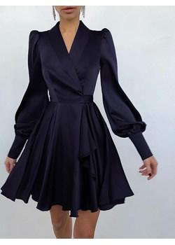 Sukienka MELFI jesień Sqyfsc promocyjna cena MIANDMOLLY - kod rabatowy