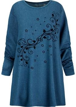 Dłuższa bluzka tunika wzór Kafrim.pl kafrim.pl - kod rabatowy