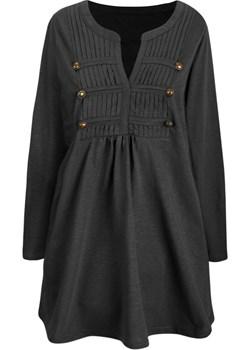 Dłuższa swobodna bluzka tunika wzór Kafrim.pl kafrim.pl - kod rabatowy
