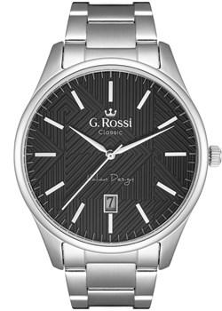 Zegarek męski G. Rossi COBRE C12156B1-1C1 G. Rossi alleTime.pl - kod rabatowy