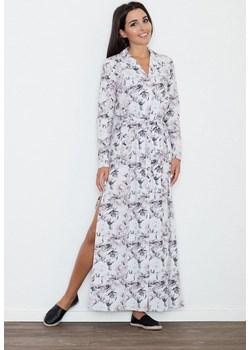 Sukienka Model M567 Wzór 70 Figl Mywear - kod rabatowy