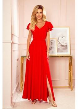 Sukienka Model Lidia 310-2 Red Numoco Mywear - kod rabatowy