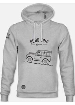 Bluza z kapturem ROAD TRIP Defender sklep.klasykami.pl - kod rabatowy