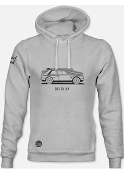 Bluza z kapturem Lancia Delta S4 'Grupa B'   sklep.klasykami.pl - kod rabatowy