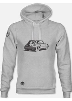 Bluza z kapturem Renault 5 TURBO   sklep.klasykami.pl - kod rabatowy