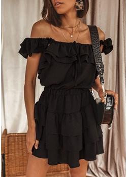 Sukienka Nurani - czarna Latika Butik Latika - kod rabatowy