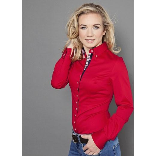 Bluzka Damska Internetowy Czerwony Sklep Willsoor Koszule W sthQrCd