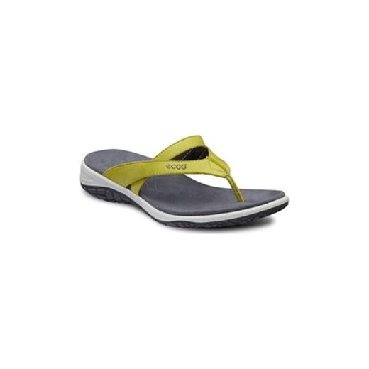 ce196725e5b28 Japonki Ecco Kawaii Sandal eccoshop-pl zielony damskie w Domodi
