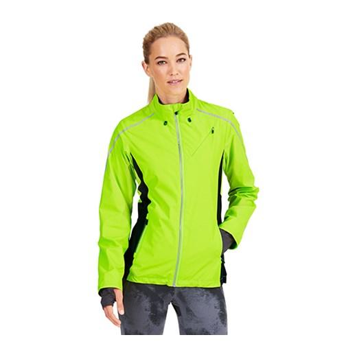 812784c2 Przeciwwiatrowa kurtka do biegania tchibo zielony w Domodi