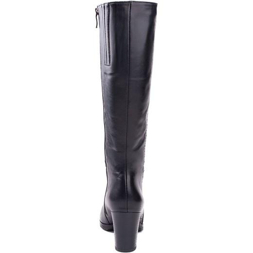 44554921fe482 ... cholewki · 656F-C25 Marco Shoes eleganckie czarne kozaki + fiolet  milandi-pl szary ciekawe ...