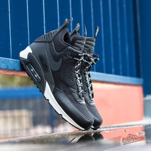 Nike Air Max 90 Sneakerboot Winter Black Black footshop-pl rozowy w ... cfa8a9420