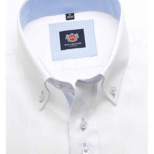 7bdb8298ce06f4 Koszula London (wzrost 198-204) willsoor-sklep-internetowy bialy koszule