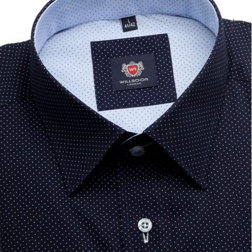 288a0c72c43937 Koszula WR London (wzrost 176-182) willsoor-sklep-internetowy niebieski  koszule w Domodi